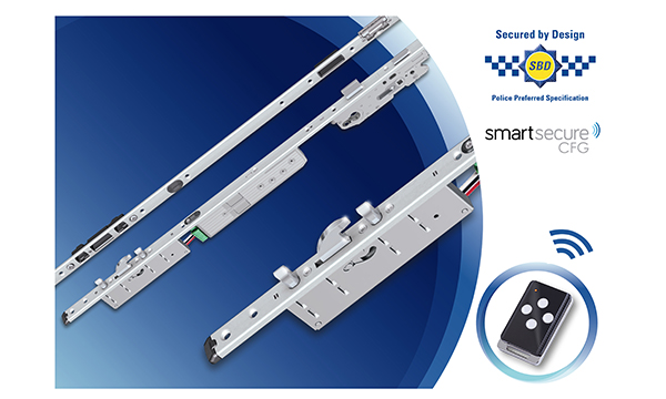 Secured by Design - SmartSecure Logo