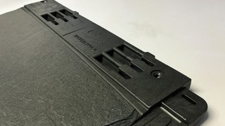 Envirotile features a unique interlocking system
