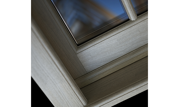 Epwin Window Systems FIT release Mechanically jointed VS press image
