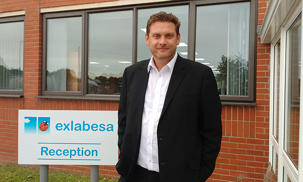 Exlabesa new appointment Ripley Foster