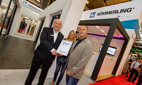 K 214 Mmerling Celebrates 10 Year Collaboration At Fit Show