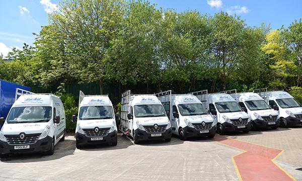 Morley grows vehicle fleet