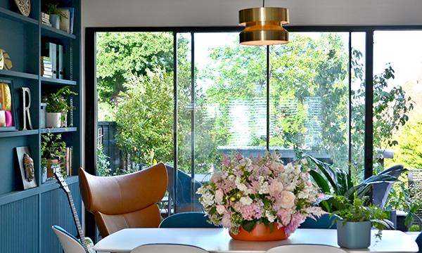 PR287 - Üni_Slide panoramic sliding door featuring in ITV Love Your Home...