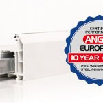 10 Year Warranty on steel reinforcement available now from Anglo European
