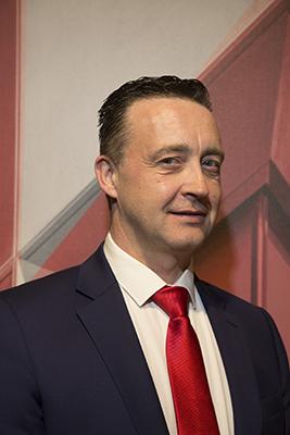 Nigel Headword,  Sales Director