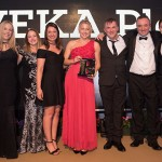 VEKA Burnley Business Awards Employer of the Year