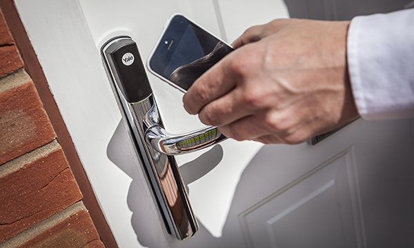 Endurance Go Keyless With Yale Conexis