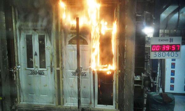 Fire Doors Test 03