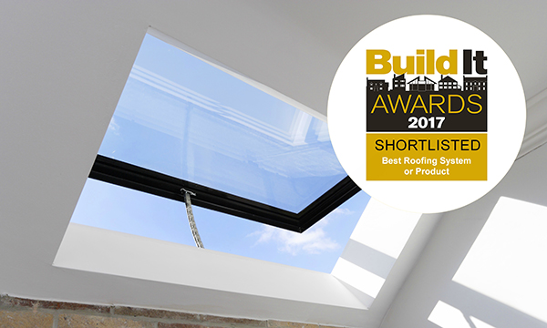 PR361 - Roof Maker Build IT Awards Shortlist