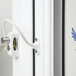 PR366 - Jackloc Mk2 Key-Locking Window Restrictor