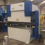 Anglo European Invest in Rico Press Brake Machine