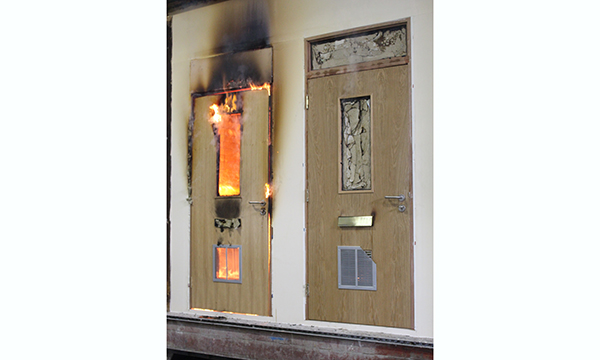 Fire Door Failure : Deadly sins common faults lead to fire door failure in