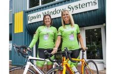 EWS P2P Clare and Kat