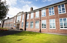 Glazerite UK Group and K2 Aluminium Systems replaced more than 200 windows at the Wirral Boys Grammar School