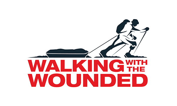 PR387 - Walking With The Wounded Logo