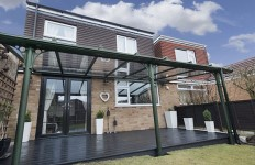 Prefix Expand Verandah Offering With Any RAL