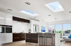 REAL Aluminium Flat Rooflight