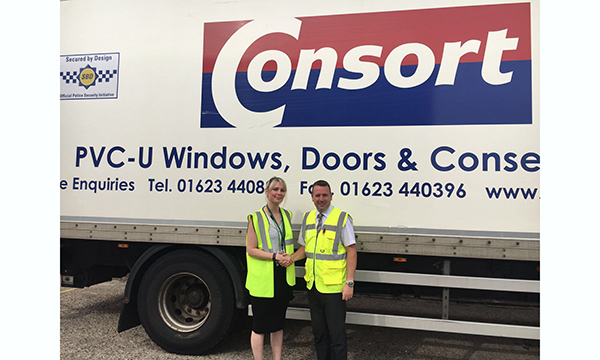 VEKA Group Image - Consort converts hospitality budget into charitable change