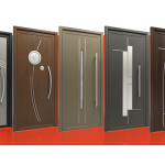 air MOD-Series Entrance doors