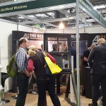 AluWood stand at Timber Expo