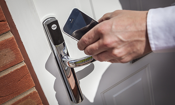 MILA331 Mila has added the Conexis L1 lock to its range 2