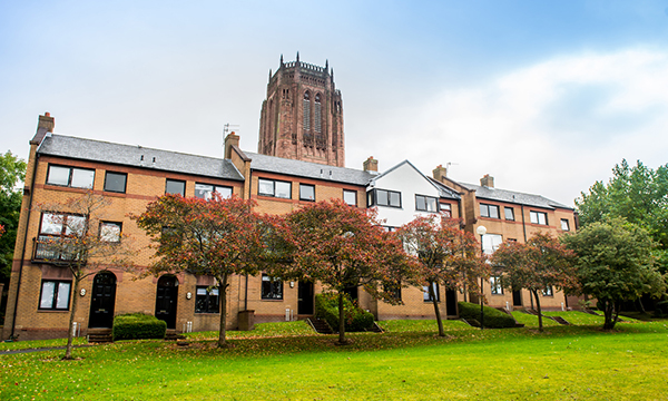 Vista and spektaglaze transform liverpool student for Campus suite franchise