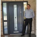 Phoenix - Haydon Statham with Meridian composite door 1