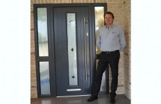 Phoenix - Haydon Statham with Meridian composite door 1
