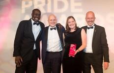 CIPR Midlands Pride awards 2017 - The VOX conference centre - NEC - Birmingham- Friday 10th November 2017