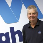 David Lambert, Mighton Warehouse Manager