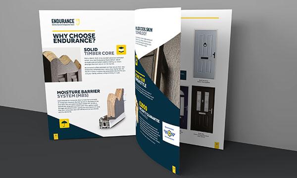 Getting Tasty With Door Brochures From Endurance & Getting Tasty With Door Brochures From Endurance - Window News