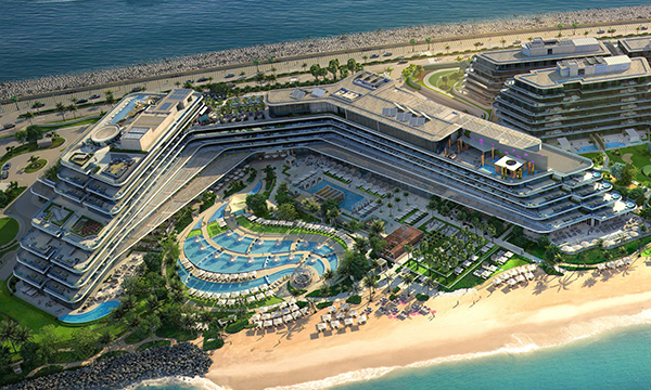 Jackloc specified for upcoming luxury hotel in iconic for Upcoming hotels in dubai