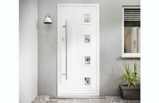 Distinction Doors contemporary glass