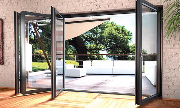 Aluminium Bifold Doors In Just 10 Days & Aluminium Bifold Doors In Just 10 Days - Window News