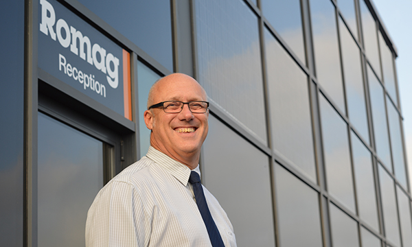 Mark Jones - Managing Director - Romag