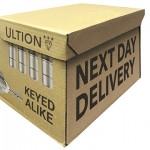 24 Hour Keyed Alike Service, Launched by Brisant