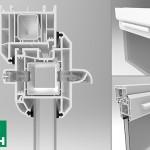 Glazpart Link Vent Mk2 Ventilator Range available from VBH
