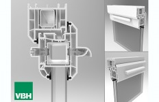Glazpart Link Vent Mk2 Ventilator Range available from VBH