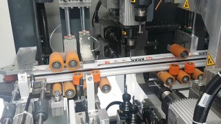 Haffner Murat aluminium machining centre