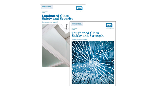 Laminated Glass and Toughened Glass leaflets