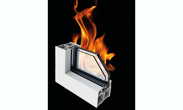 PR588 - Astraseal FireFrame Window