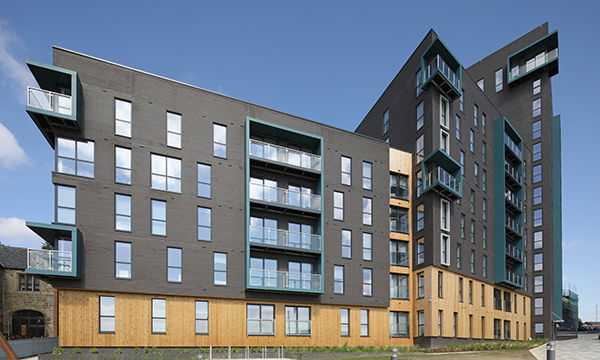 Senior Architectural Systems installed at X1 Aire, Leeds
