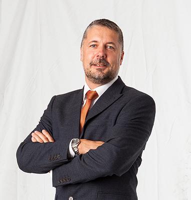 Dean Hodges, Managing Director,  BM Aluminium
