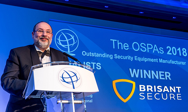 Brisant Award For Outstanding at the OSPAs