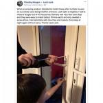 Homeowner Turns To Lock Lock Reassurance