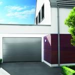 PR112 - Raum - Sectional Garage Door