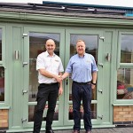 PR130 - Steve Hacking, Operations Director at SupaLite - Dave Whitehouse, Sales Director at SolarFrame