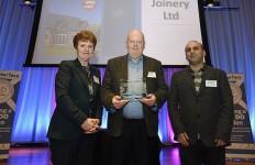 The Norscot team at the Scot K E Awards 19