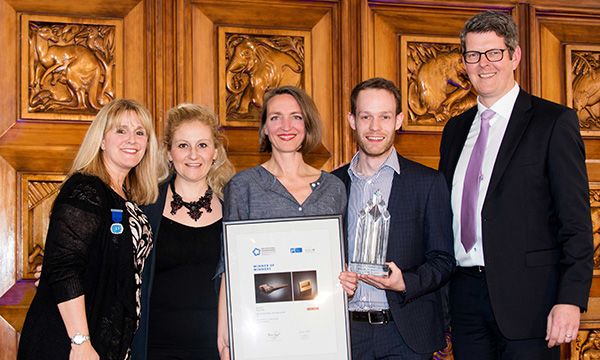 ize and Lynch Architects - Winner of Winners 2016-17