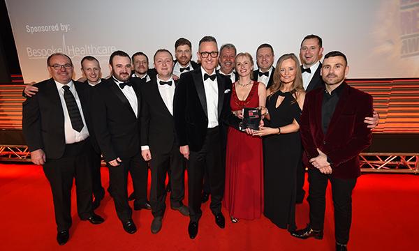 AluFoldDirect Won 2 Awards at the Red Rose Business Awards